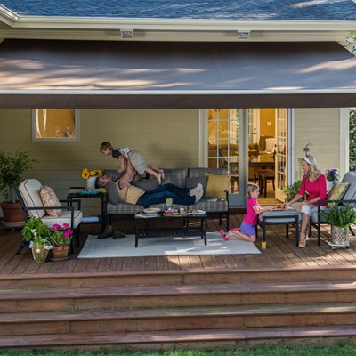 FAQ's about Solair Awnings