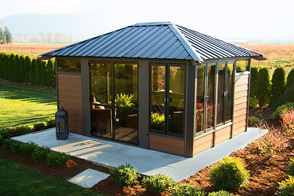 Introducing Visscher Gazebos