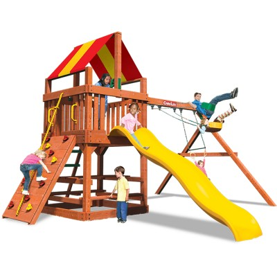 5 Tips for Playset Safety