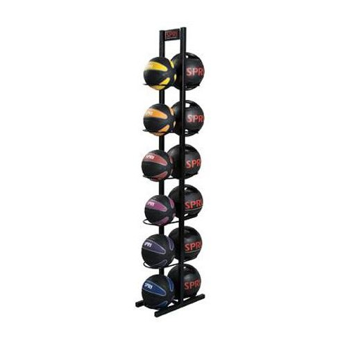 12 Ball Medicine Ball Rack