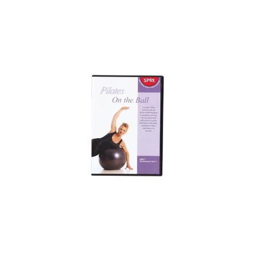 PILATES ON THE BALL - DVD