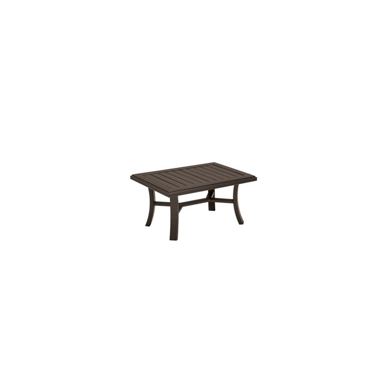 Coffee Table 36 X 24.36 X 24 Banchetto Rect Slat Coffee Table Tables The Great Escape