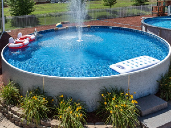 Pools Above Ground Pools Pool Supplies The Great Escape