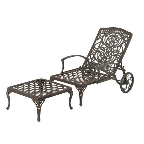Chaise Lounge - Two Piece