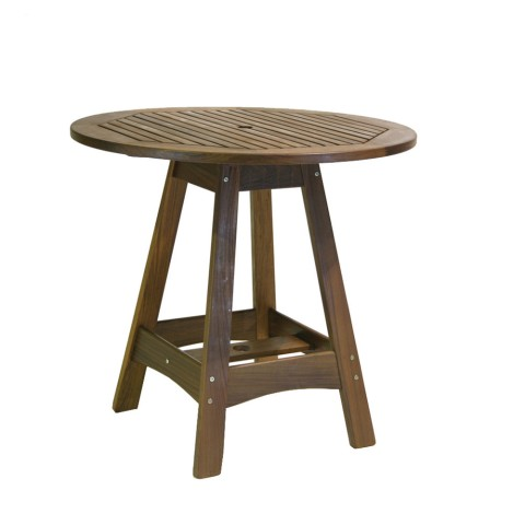 Capri Hi Dining Table: