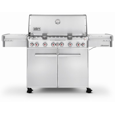 Summit S-670 NG Gas Grill