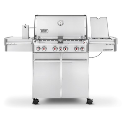 Summit S-470 LP Gas Grill Stainless Steel