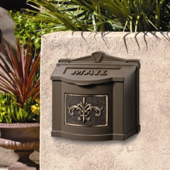 Wallmount Series Mailboxes