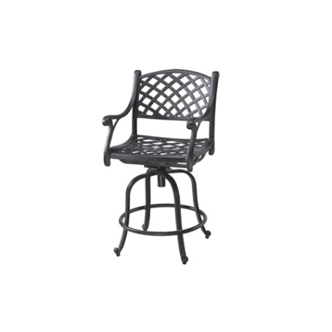 Swivel Balcony Stool