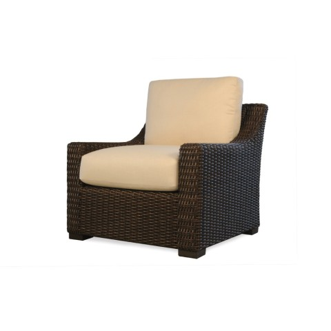 "Lounge chair width 33.5"" height 30.75"" depth 35"""
