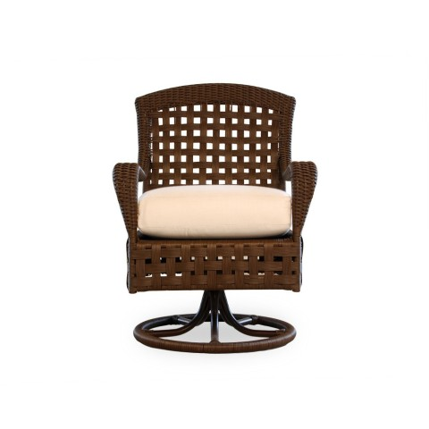 THE HAVEN SWIVEL DINING CHAIR
