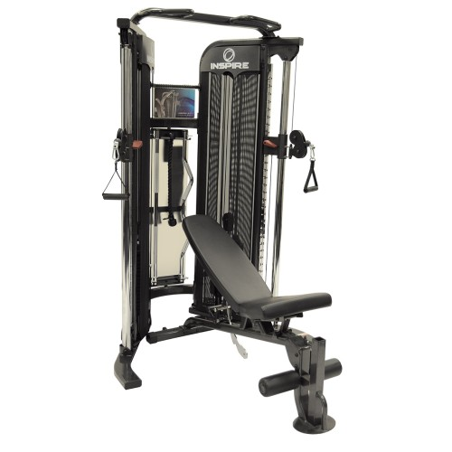 Inspire FT-1 Functional Trainer with Bench