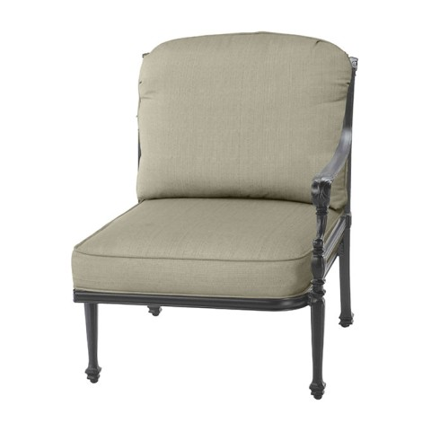GRAND TERRACE CUSHION LEFT ARM LOUNGE CHAIR