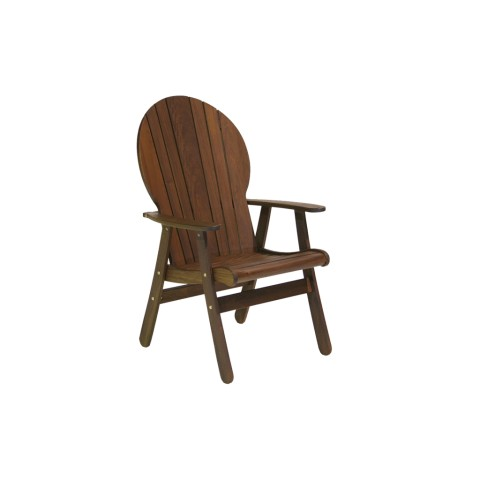 Fanback Chair: