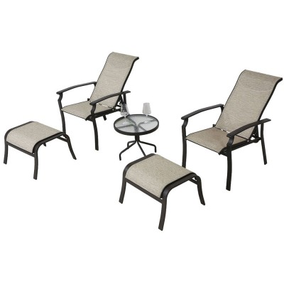 Buckingham 5 Piece Lounge Group