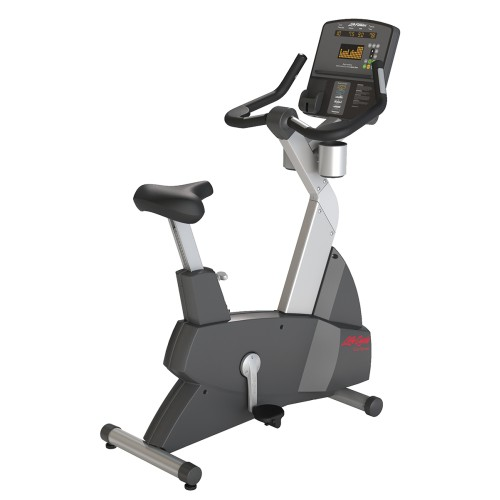Life Fitness Club Series Upright Lifecycle Exercise Bike