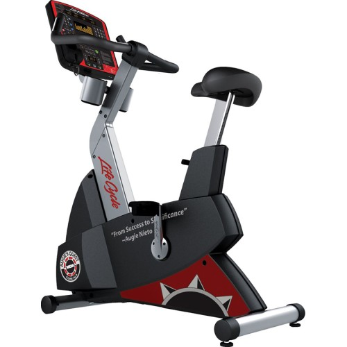 Life Fitness Augie's Quest Lifecycle Bike