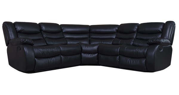 2a97f75442978a Leather Sectionals | The Great Escape