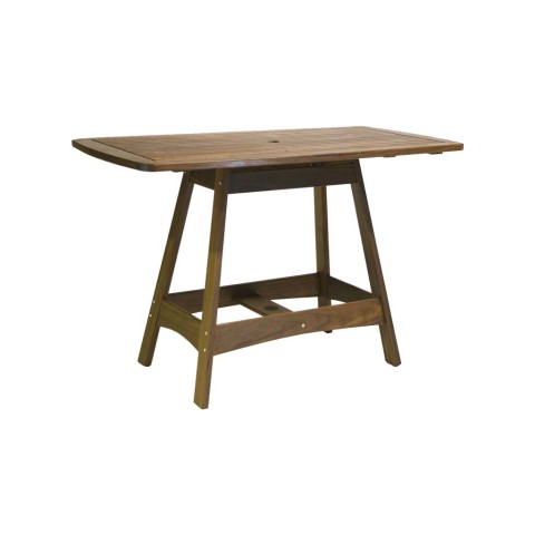 Roma Hi Dining Table60.00 x 31.00 x 38.00 in