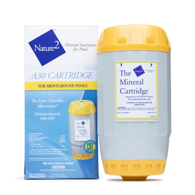 Nature2 Standard Mineral Cartridge (Yellow and Gray Cartridge)