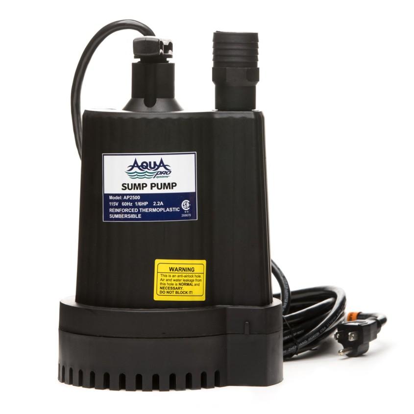Aquapro Cover Pump Maintenance The Great Escape