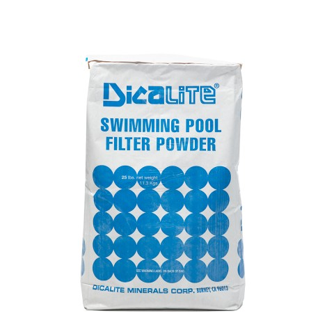 D E Filter Powder 25lb Pool Opening The Great Escape