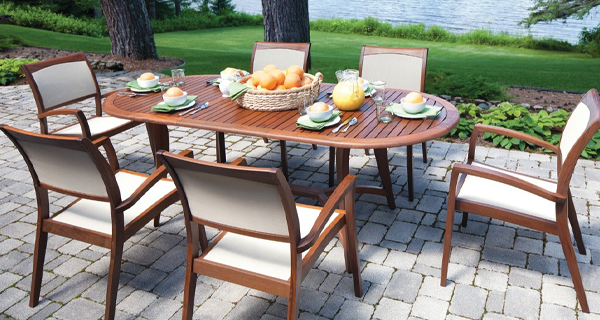 Wood Patio Furniture Outdoor Patio Furniture The Great Escape