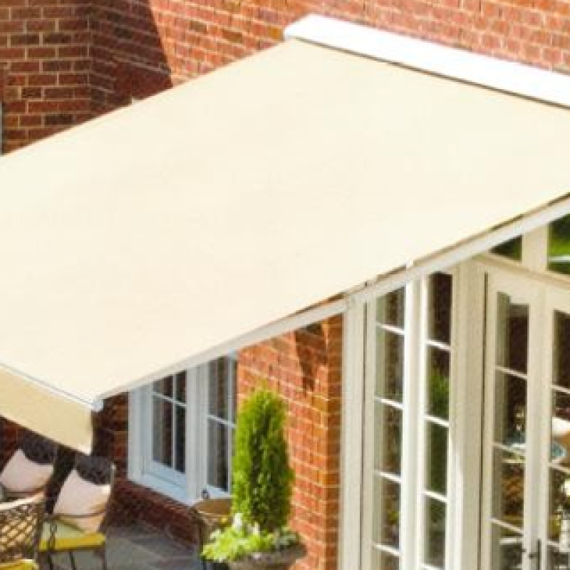 PS5000 20 x 12 Retractable Awning - Awnings - The Great Escape