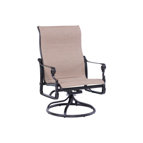 Padded Sling Lounge Set Balcony Collections The Great