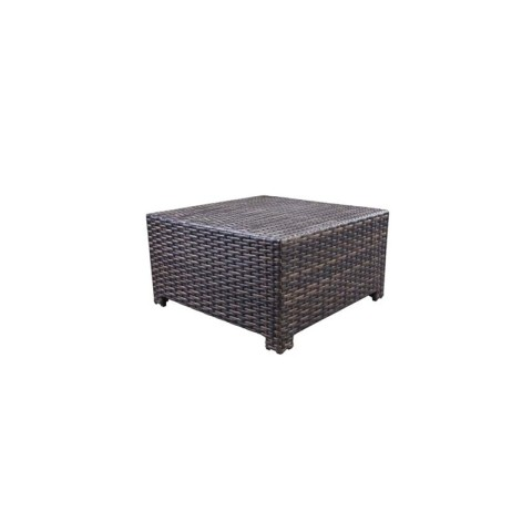 "Deluxe Coffee Table:  34""  W x 55""  D x 19""  H"