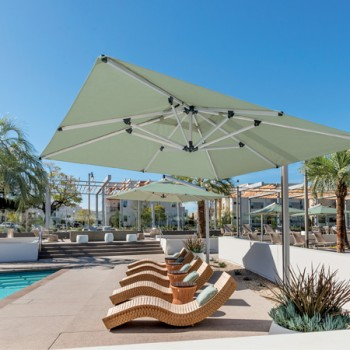Resort Umbrellas