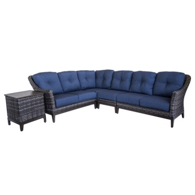 Aurora 4 Pc Sectional Group