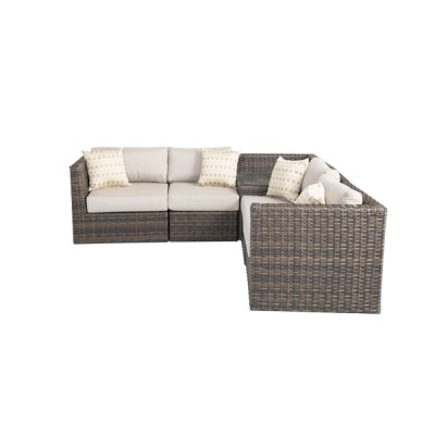 Newcastle 5 Pc Sectional
