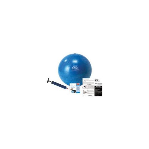 Xercise Ball Total Body Training Package - 45 cm