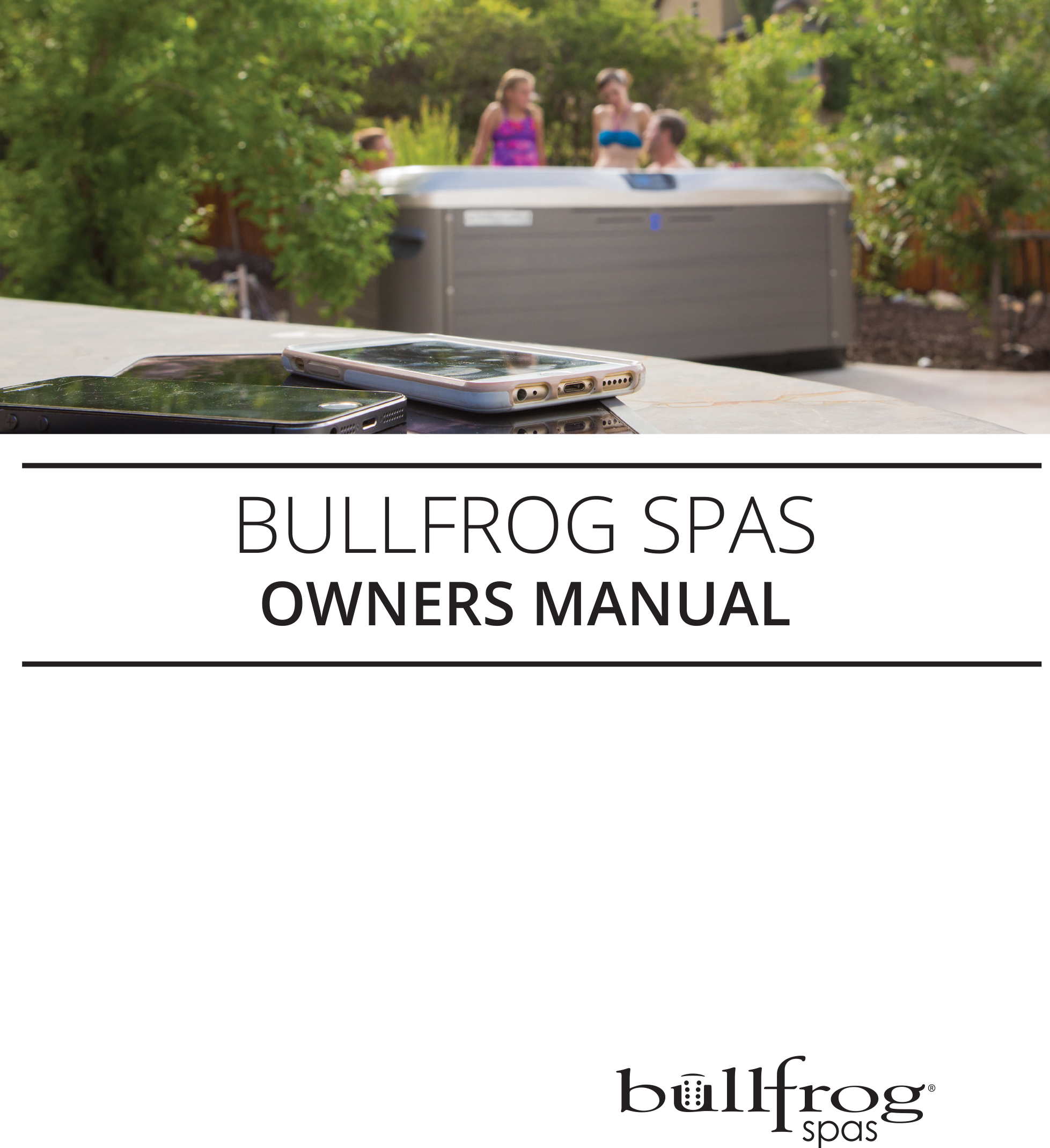 2019 Bullfrog Manual