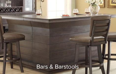 Shop Bars And Barstools