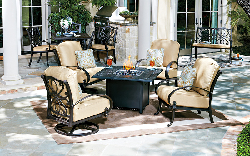 How To Prep Patio Furniture For Winter The Great Escape Blog