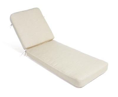 Chaise cushion cast aluminum cushions the great escape for Chaise quadriceps