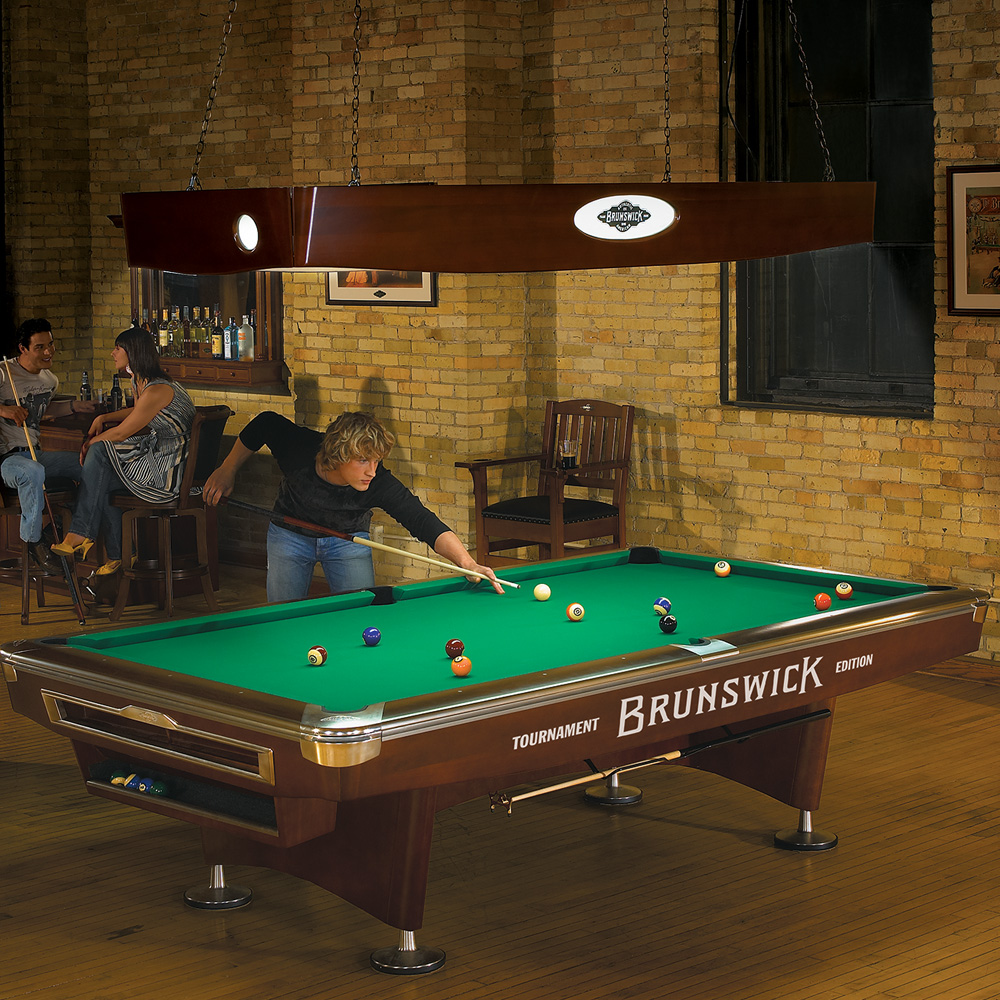 Gold Crown V Billiard Table Brunswick Pool Tables The Great Escape - Brunswick diamond pool table