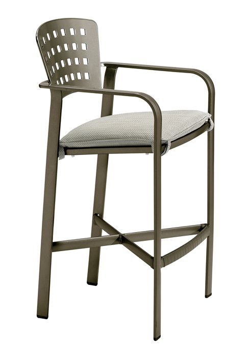 Impressions Bar Stool w/Pad