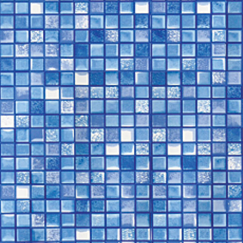 Cube Tile 48 Quot 54 Quot High Overlap Pool Liner Pool Liners