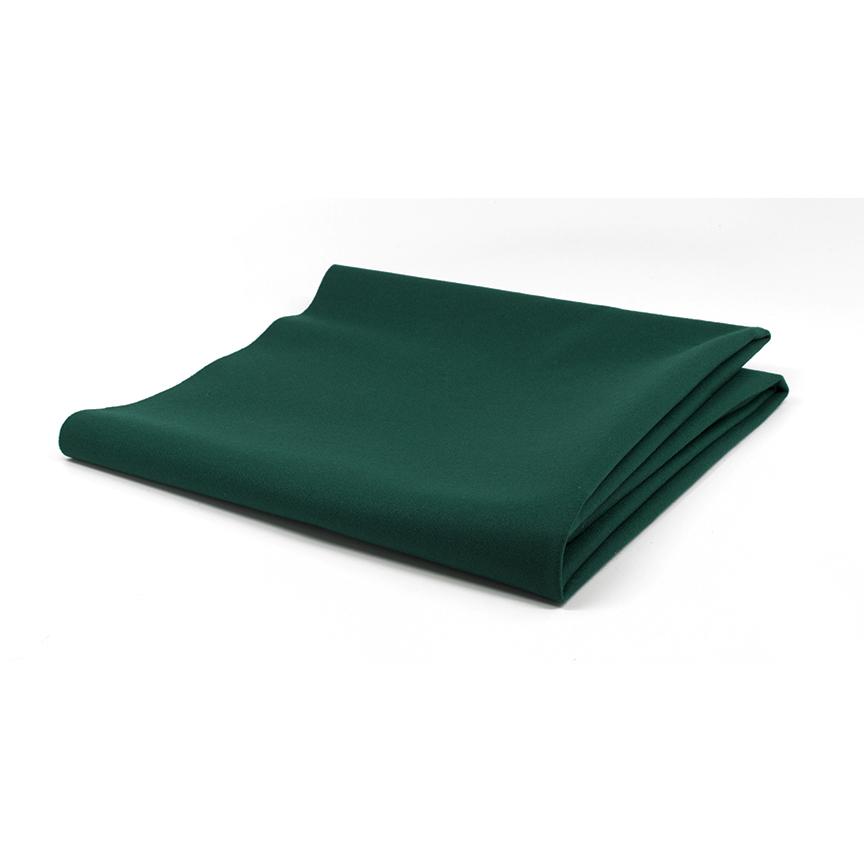 Dark Green Cloth Stain Resistant Billiard Table Cloth