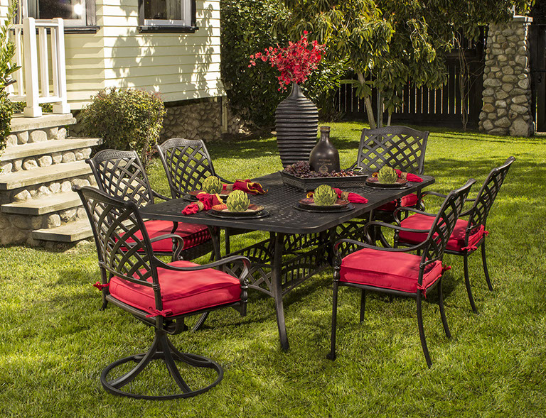 Hanamint Berkshire Dining Collection The Great Escape