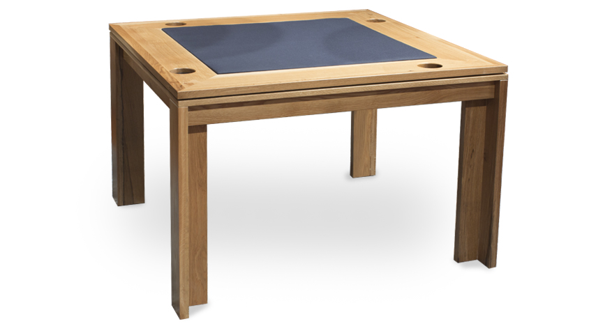 DISTRICT REVERSIBLE TOP GAME TABLE