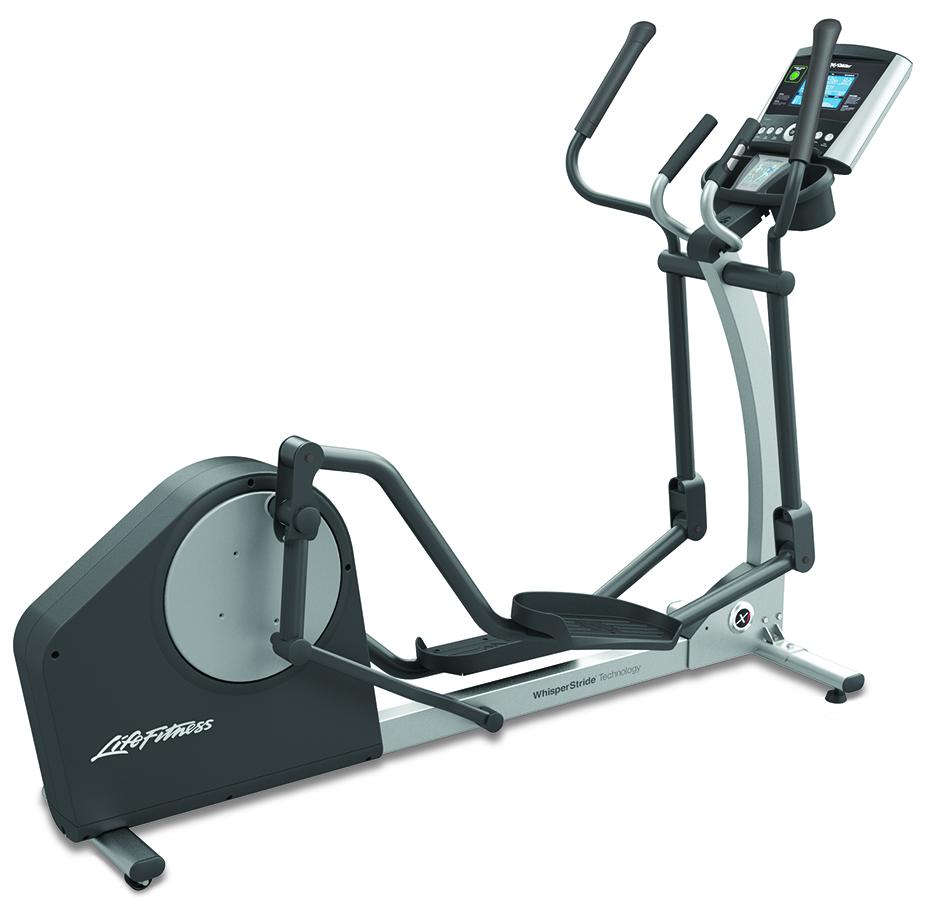 life fitness x1 elliptical cross trainer at chicago home. Black Bedroom Furniture Sets. Home Design Ideas