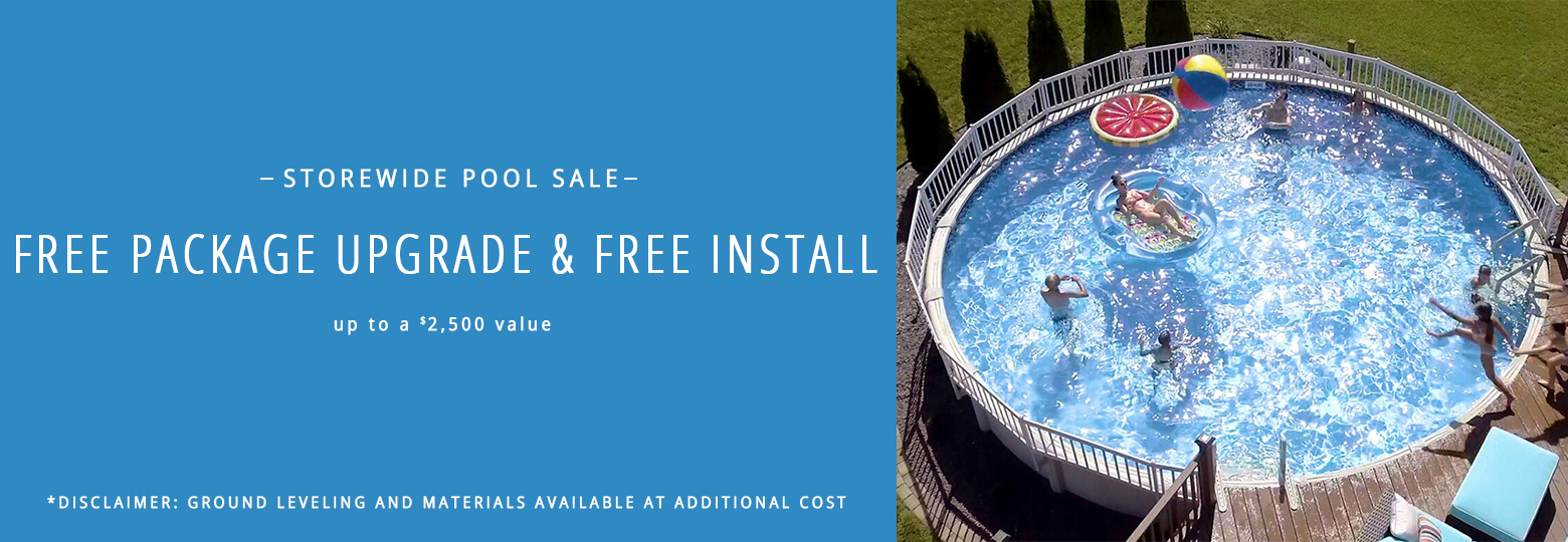 CELEBRATE SPRING IN STYLE With A FRESH NEW LOOK. Pools
