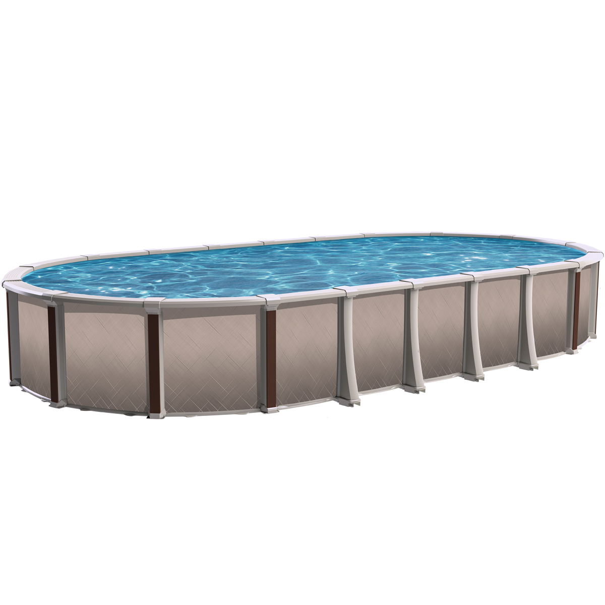 "54"" Quantum (OVAL) Above Ground Pool"