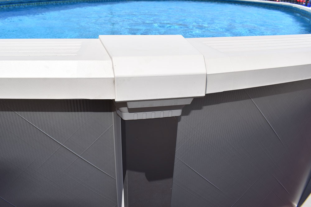 54 Quot Quantum Oval Above Ground Pool Above Ground Pools