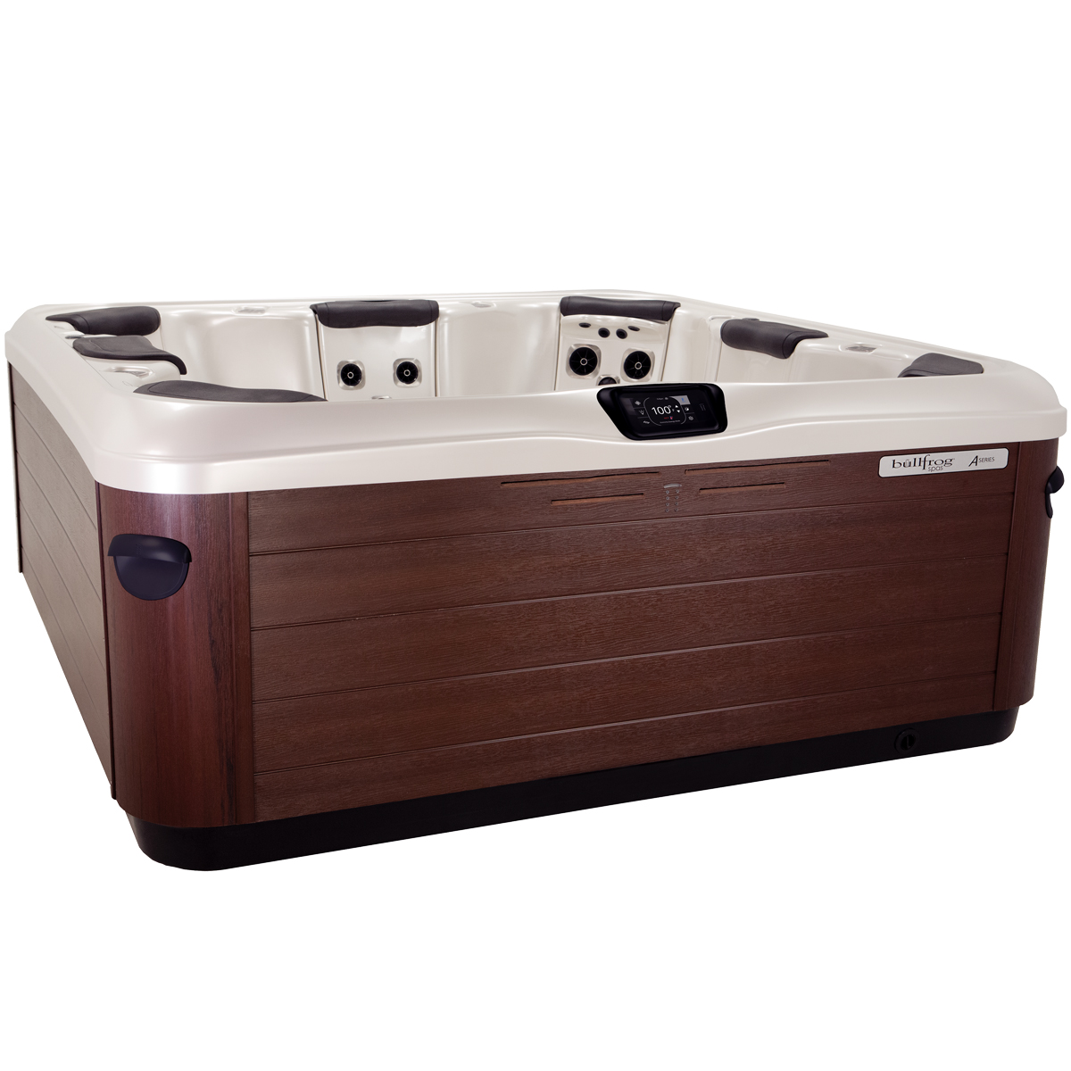 Bullfrog A8 Spa - Bullfrog Spas - The Great Escape