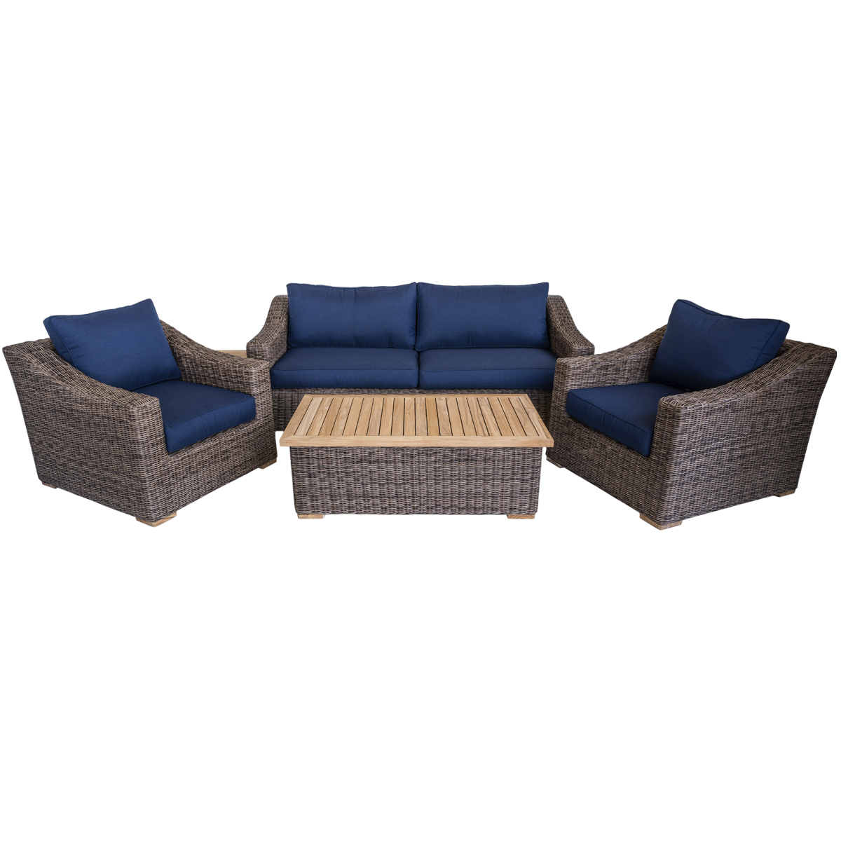 Berkley 5 Pc Sofa Group
